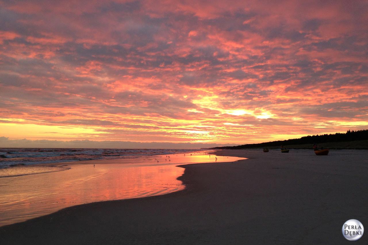 Plaża Dębki 1