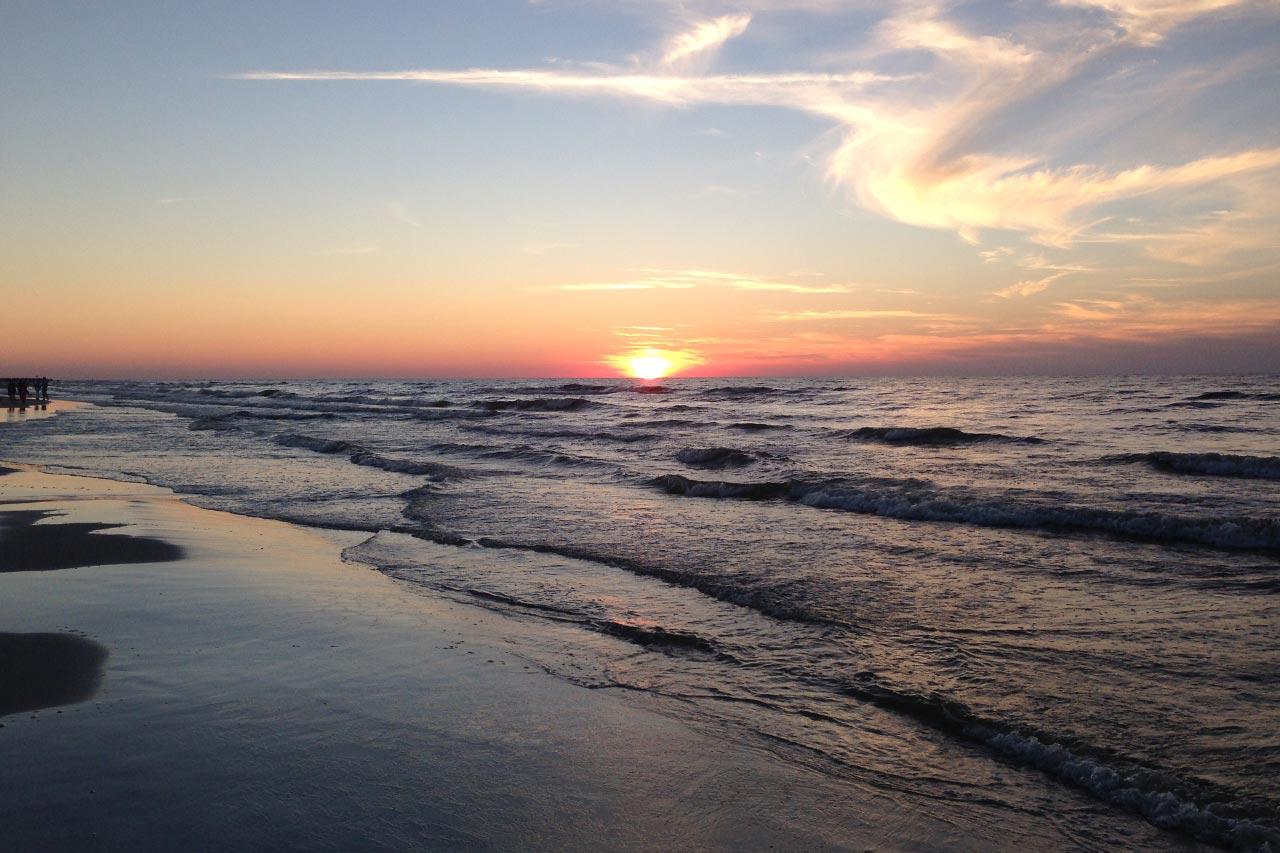 Plaża Dębki 17