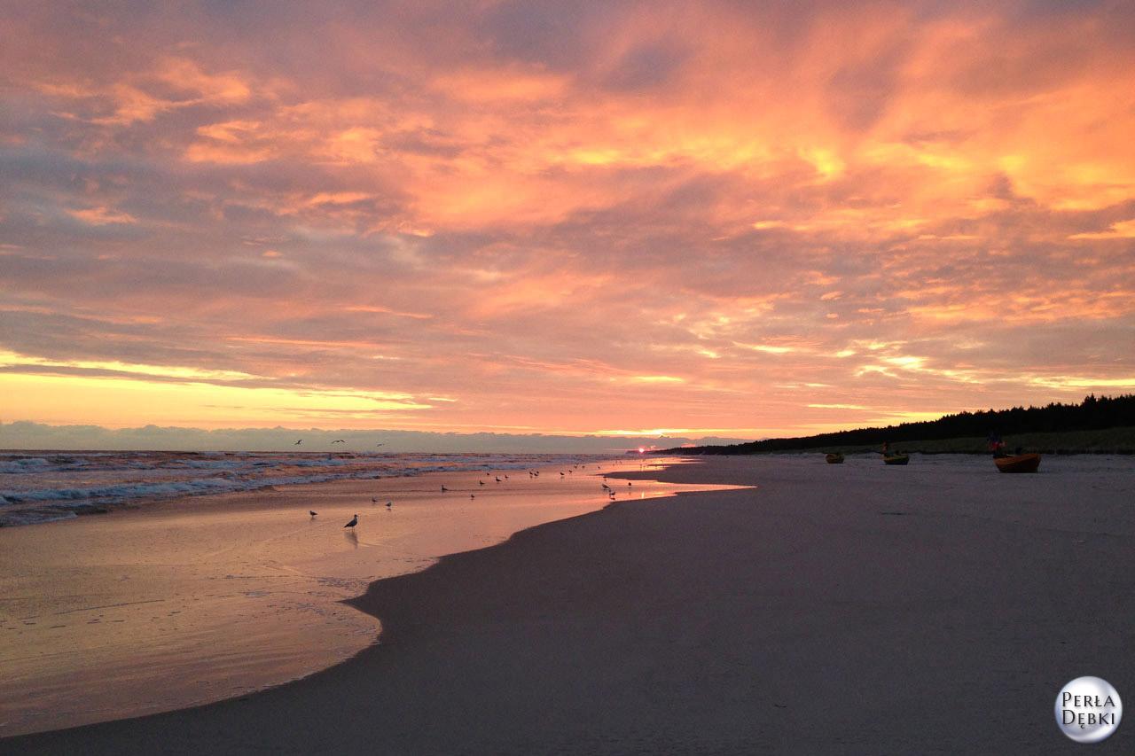 Plaża Dębki 2