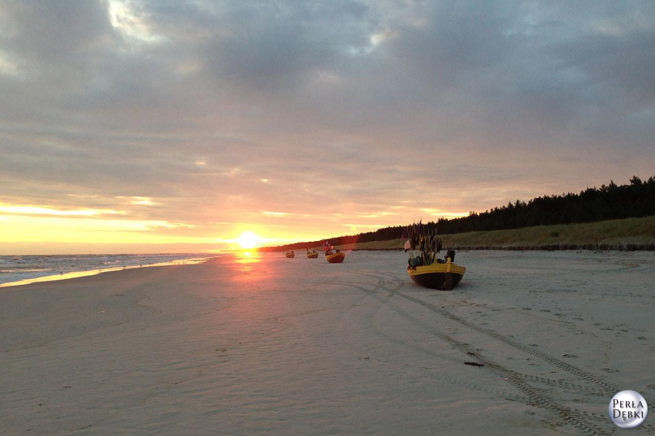 Plaża Dębki 3
