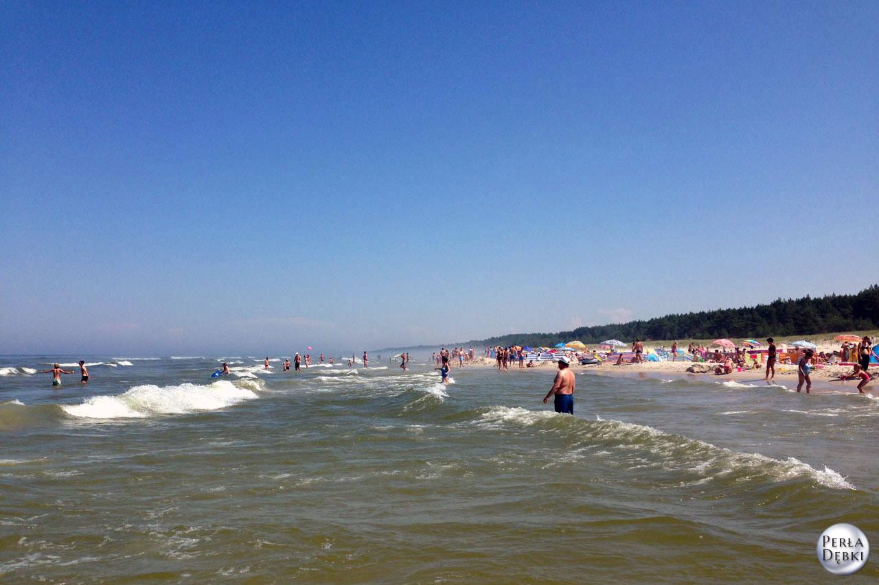 Plaża Dębki 5