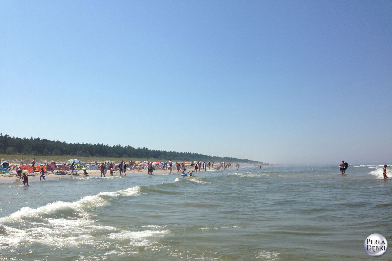 Plaża Dębki 6