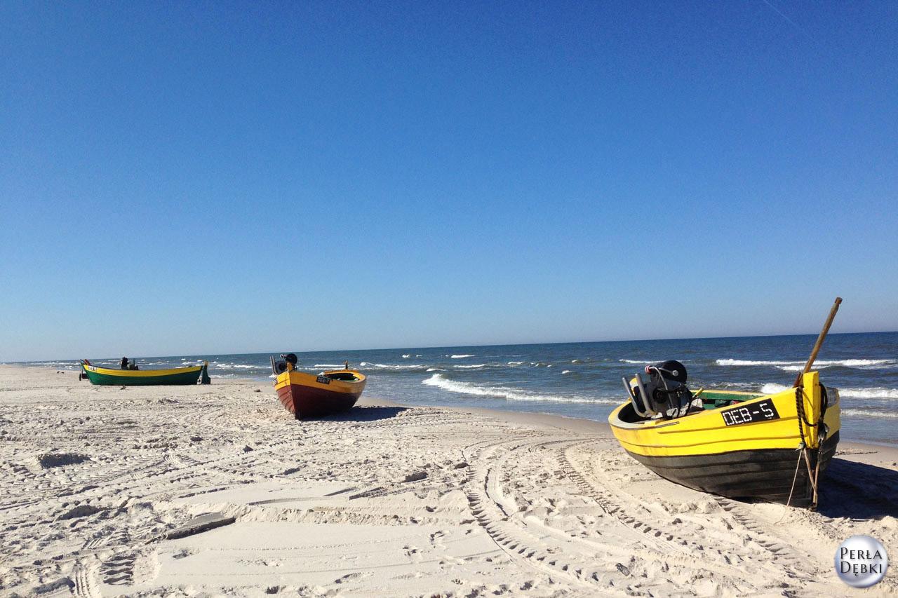 Plaża Dębki 9