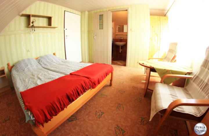 Pokój nr 14 (2-os.)