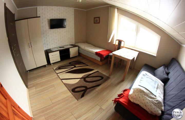 Pokój nr 8 (2-os.)