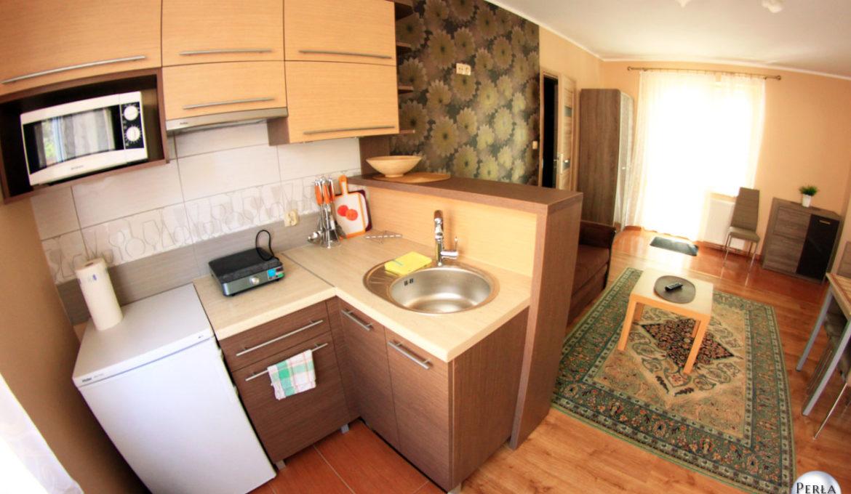 Apartament (4-os. max 5-os. z aneksem)